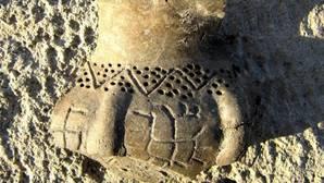 La esvástica trazada más de 5.000 años antes de Hitler