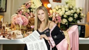 Antonio Banderas canta con Barbra Streisand en el nuevo disco de la cantante
