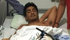 El banderillero José Manuel Soto pierde una pierna tras una brutal cogida