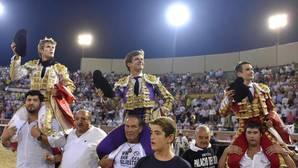 El Juli, Manzanares y Jiménez triunfan en San Sebastián de los Reyes