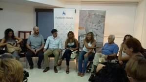 La Bienal lleva de primera mano el flamenco a 300 mujeres de once distritos