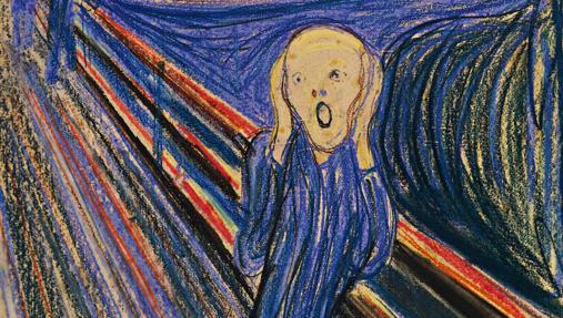 «El grito» fue robado en Oslo