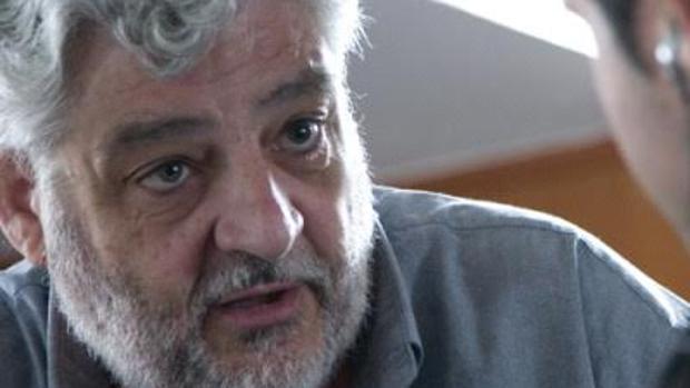 El periodista vicente Romero