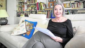 Nuria Espert: «Yo voto socialista, pero era partidaria de la abstención»