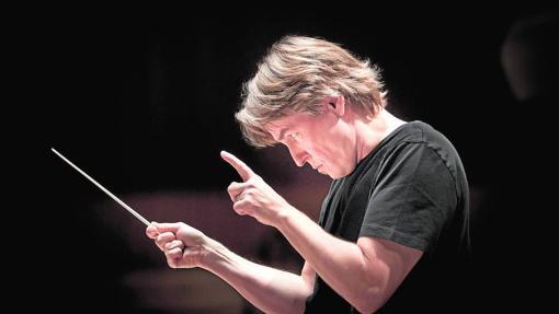 El director Esa-Pekka Salonen