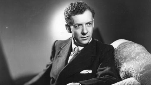 Benjamin Britten, compositor de la ópera «Billy Budd»