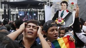 El adiós a Juan Gabriel une a México