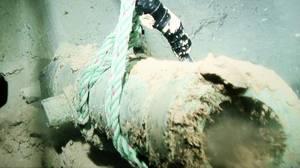 Parte una segunda expedición arqueológica al «Nuestra Señora de las Mercedes» en misión de seguimiento