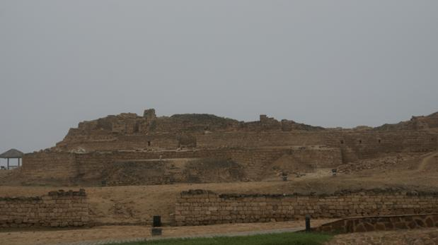 Las ruinas arqueológicas de Al Baleed, en Salalah
