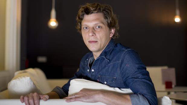 Antoine Leiris, autor de «No tendréis mi odio»