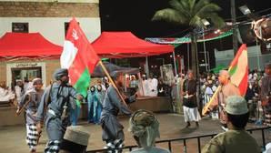 El festival omaní que celebra la lluvia