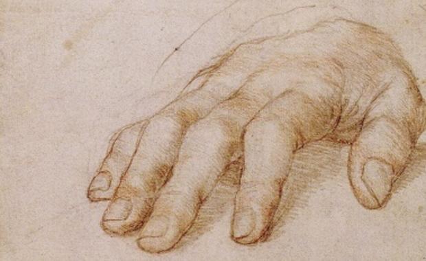 El boceto de Holbein que Facebook ha censurado