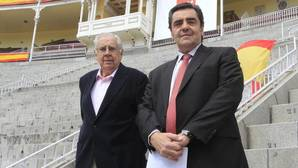 José Antonio Chopera y Alberto Baillères, juntos en el concurso por Las Ventas