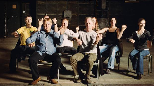 Imagen de la representación de la pieza musical «Suspiro»