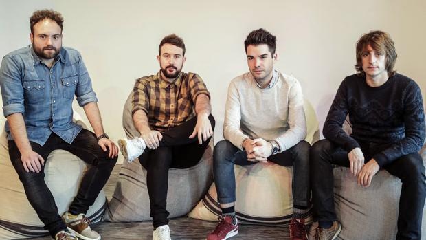 El grupo indie Supersubmarina