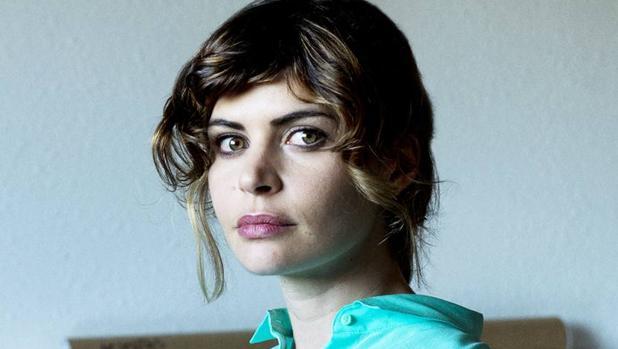 Alicia Kopf, autora de «Hermano de hielo»