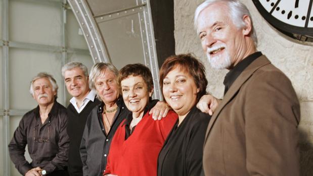 Los integrantes del Consorcio, en una imagen de archivo
