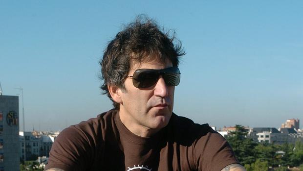 Mikel Erentxun se asoma al Parador