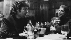 Morente y Leonard Cohen en «Omega»