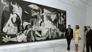Se cumplen 35 años de la llegada del «Guernica» a España