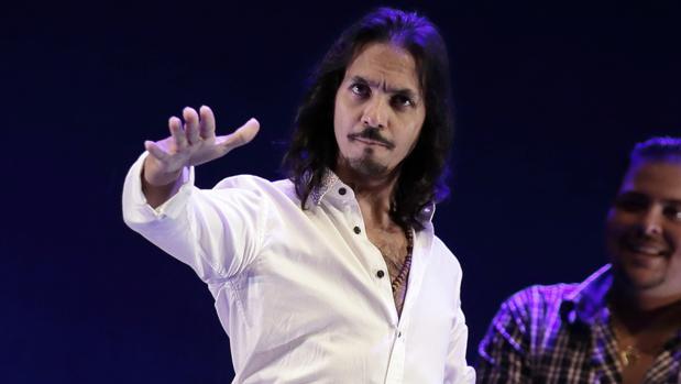 Farruquito, Giraldillo del Baile en 2014 presenta «Baile moreno»
