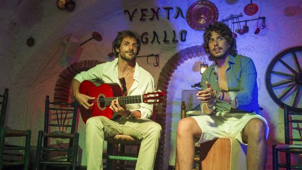 José Enrique Morente, buscando el cante