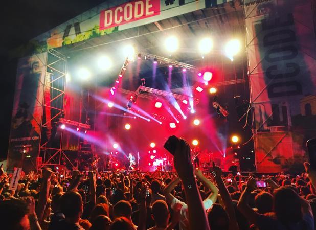 Enrique Bunbury en los escenarios del DCODE