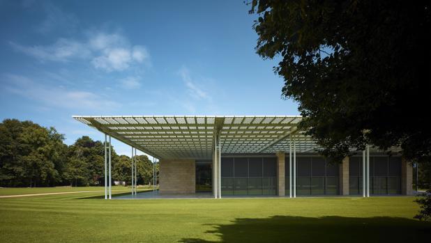 El Museo Voorlinden en La Haya