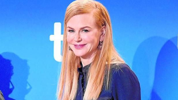 Nicole Kidman en la presentación de «Lion» en el Festival de Cine de Toronto