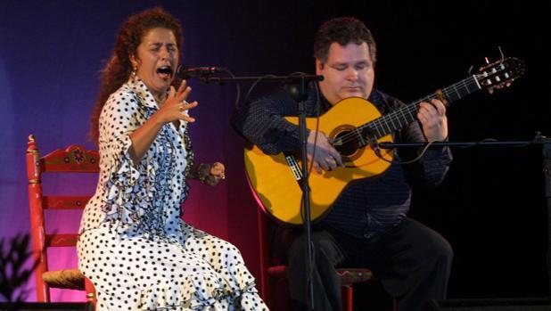 Melchora Ortega, en una imagen de archivo