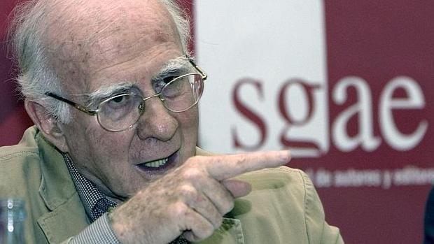 El expresidente de la Sgae, Teddy Bautista