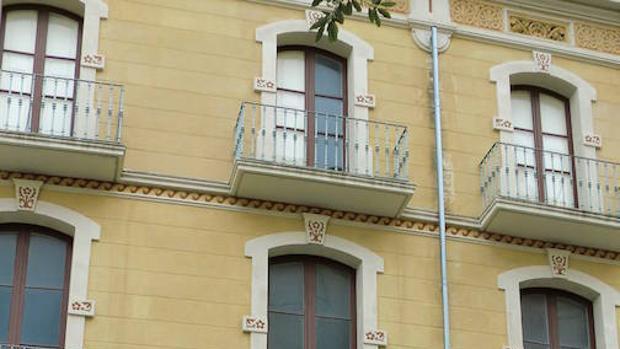Casa natal de Salvador Dalí en Figueras