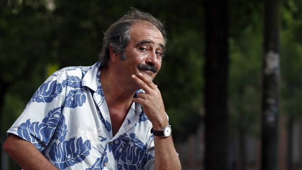Rafael Reig, autor de «Señales de humo»