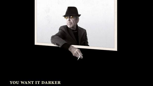Portada del disco «You Want Ir Darker», de Leonard Cohen