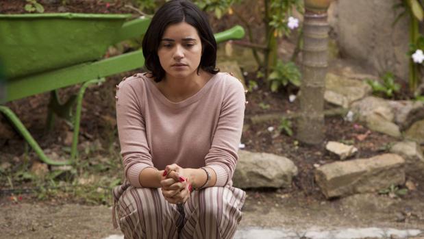 Paulina Gaitán interpreta a Tata, la mujer de Pablo Escobar