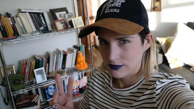 El selfie que Paulina Flores dedica a ABC Cultural