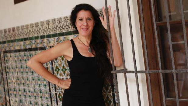 María Pagés, este martes en Sevilla