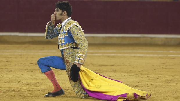 Alejandro Talavante cuajó el pasado año en el Pilar una de las grandes faenas de la temporada