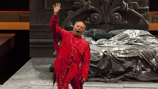 Leo Nucci, en «Rigoletto»