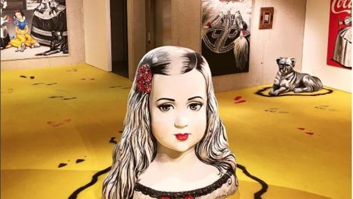 Exposición de De Felipe en Benidorm