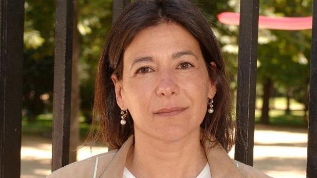 La periodista Ángela Rodicio