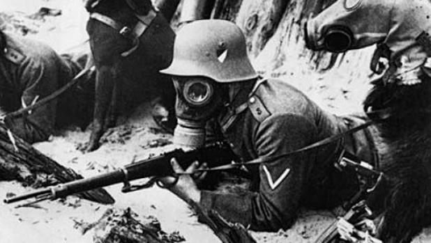Las armas secretas de los aliados fueron sumamente rocambolescas e incluyeron una «rueda de la muerte» y un ejército fantasma