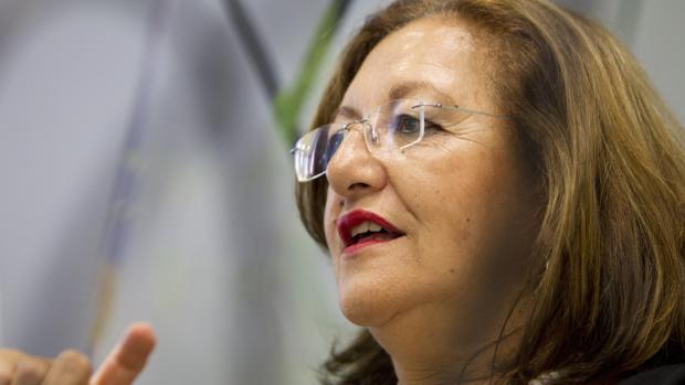 La escritora Inma Chacón
