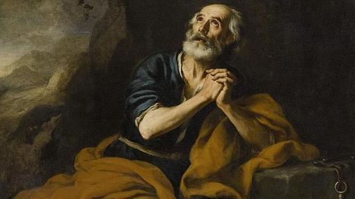 «San Pedro penitente», de Murillo