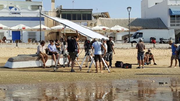 Arranca en Sanlúcar el rodaje de la comedia 'Señor, dame paciencia'