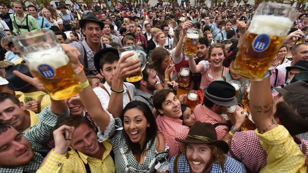 El Oktoberfest en Munich