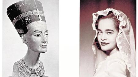 «Nefertiti / Devoine Evangeline»