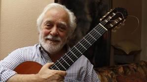 Manolo Sanlúcar cancela su concierto en la Bienal de Flamenco