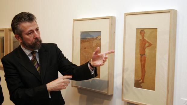 El Consejo de Estado encarga al pintor gaditano Hernán Cortés un retrato del Rey