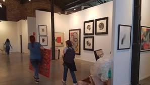 La feria de Arte Contemporáneo Estampa inaugura su XXIV edición